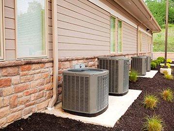 HVAC at home