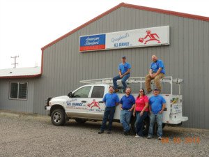 Graybeal's All Service, Inc. Team